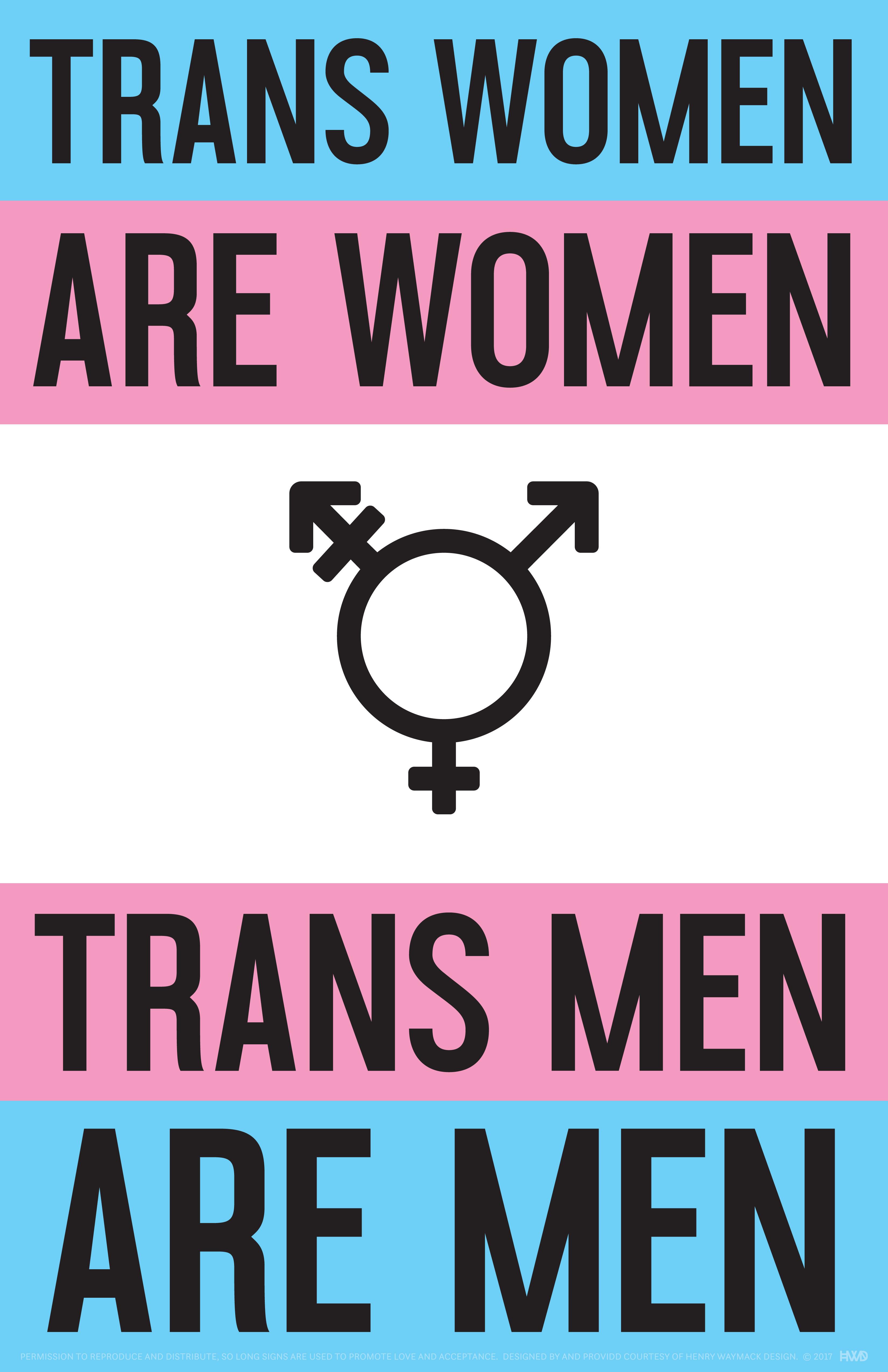 Women who love transmen